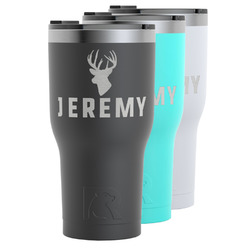 Hunting Camo RTIC Tumbler - 30 oz (Personalized)