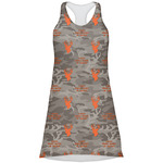 Hunting Camo Racerback Dress (Personalized)