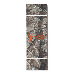Hunting Camo Runner Rug - 3.66'x8' (Personalized)