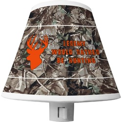 Hunting Camo Shade Night Light (Personalized)