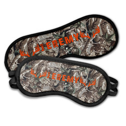 Hunting Camo Sleeping Eye Masks (Personalized)