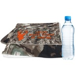Hunting Camo Sports & Fitness Towel (Personalized)