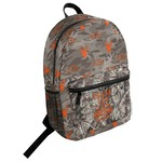 Hunting Camo Student Backpack (Personalized)