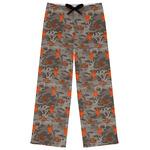 Hunting Camo Womens Pajama Pants (Personalized)
