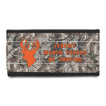 Hunting Camo Leatherette Ladies Wallet (Personalized)