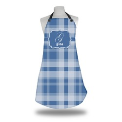 Plaid Apron (Personalized)