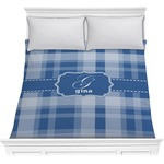Plaid Comforter (Personalized)