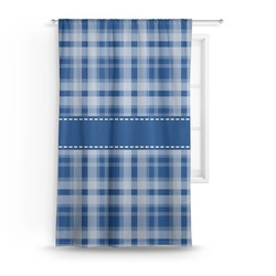 Plaid Curtain (Personalized)
