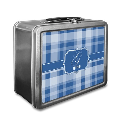 Plaid Lunch Box (Personalized)