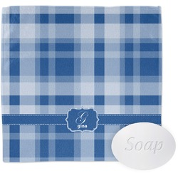 Plaid Wash Cloth (Personalized)