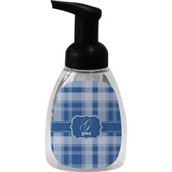Plaid Foam Soap Dispenser (Personalized)