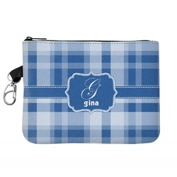 Plaid Golf Accessories Bag (Personalized)
