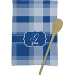 Plaid Kitchen Towel - Full Print (Personalized)