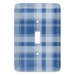 Plaid Light Switch Covers (Personalized)