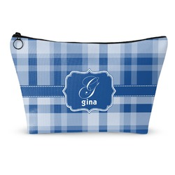 Plaid Makeup Bags (Personalized)