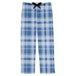 Plaid Mens Pajama Pants (Personalized)