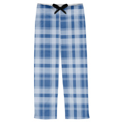 Plaid Mens Pajama Pants (Personalized)