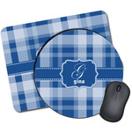 Plaid Mouse Pads (Personalized)