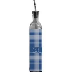 Plaid Oil Dispenser Bottle (Personalized)