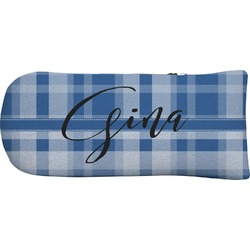 Plaid Putter Cover (Personalized)