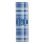 Plaid Runner Rug - 3.66'x8' (Personalized)