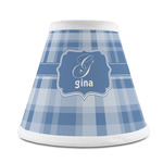Plaid Chandelier Lamp Shade (Personalized)