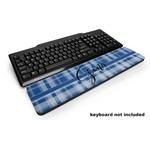 Plaid Keyboard Wrist Rest (Personalized)