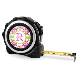 Suzani Floral Tape Measure - 16 Ft (Personalized)