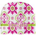 Suzani Floral Baby Hat (Beanie) (Personalized)