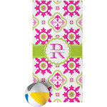 Suzani Floral Beach Towel (Personalized)