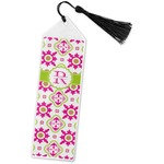 Suzani Floral Book Mark w/Tassel (Personalized)