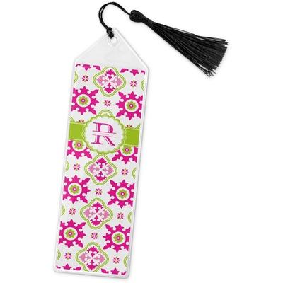 Suzani Floral Book Mark w/Tassel (Personalized)
