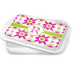 Suzani Floral Cake Pan (Personalized)