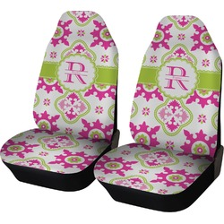 Suzani Floral Car Seat Covers (Set of Two) (Personalized)
