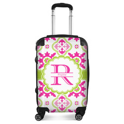 Suzani Floral Suitcase (Personalized)