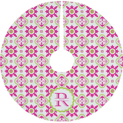 Suzani Floral Tree Skirt (Personalized)