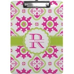 Suzani Floral Clipboard (Personalized)