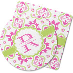 Suzani Floral Rubber Backed Coaster (Personalized)