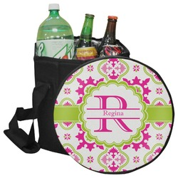 Suzani Floral Collapsible Cooler & Seat (Personalized)
