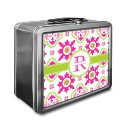 Suzani Floral Lunch Box (Personalized)