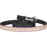 Suzani Floral Dog Leash (Personalized)