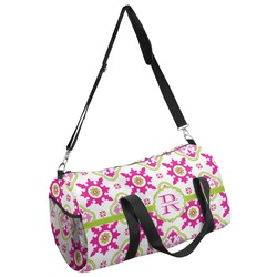 Suzani Floral Duffel Bag - Multiple Sizes (Personalized)