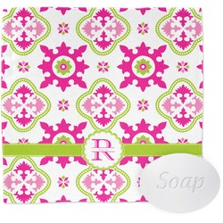 Suzani Floral Wash Cloth (Personalized)