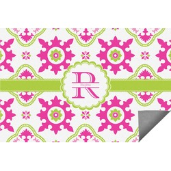Suzani Floral Indoor / Outdoor Rug (Personalized)