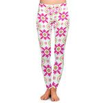 Suzani Floral Ladies Leggings (Personalized)
