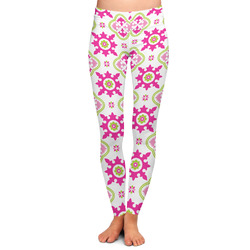 Suzani Floral Ladies Leggings (Personalized)