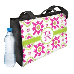 Suzani Floral Ladies Workout Bag (Personalized)