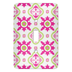 Suzani Floral Light Switch Covers (Personalized)
