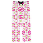 Suzani Floral Mens Pajama Pants (Personalized)
