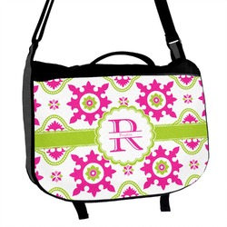 Suzani Floral Messenger Bag (Personalized)